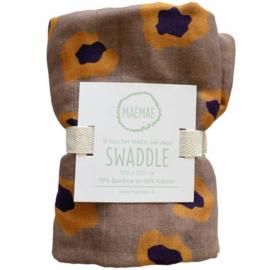 Swaddle | Leopard | Mae Mae
