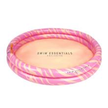 Kinder Zwembad Roze Zebra Ø 100 cm