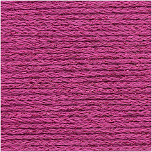 023 Coral Fashion Cotton Metallise DK