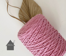 Poppenhuis Roze Barbante XL