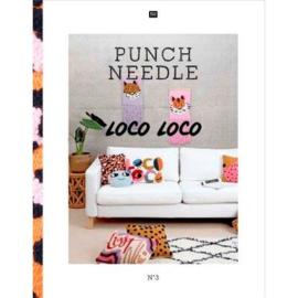 Punch Needle  Loco Loco