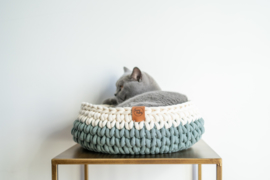 Sunny Basket - Two-tone (pick your colours)
