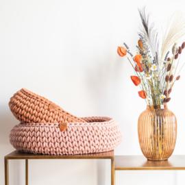 Sunny Basket - Blush