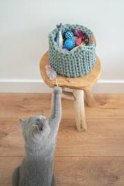 Speelgoed Mand - kattenoren