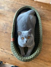 Bobby's Basket - Ovaal