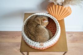 Sunny Basket - Two-tone Terra