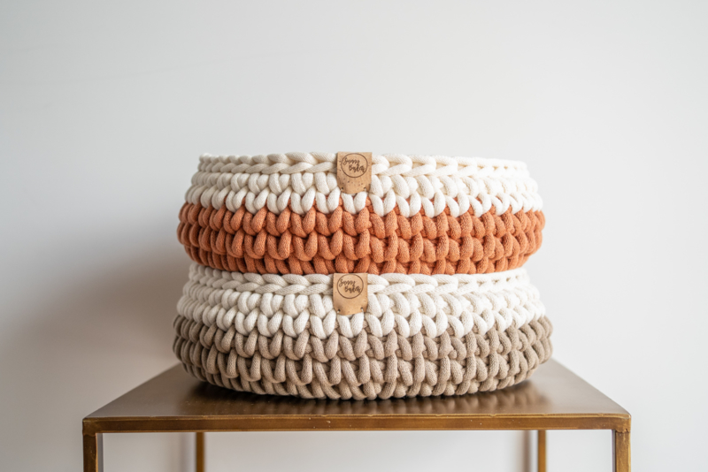 NEW Sunny Basket - Two-tone Light