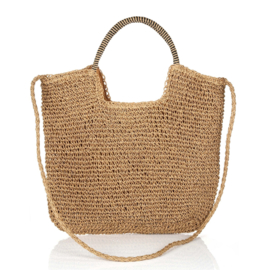 Beach Bag camel