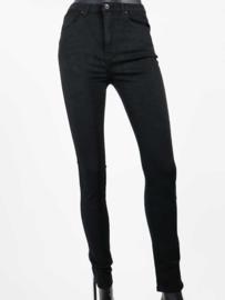 Toxik skinny broek zwart