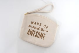 Toilettas - Wake up and be awesome