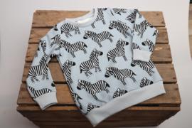 Truitje zebra