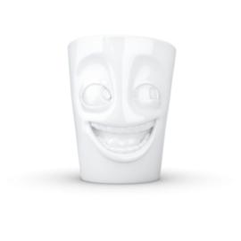 Mok met lachend gezicht 350 ml