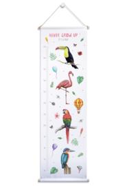 Vogels (roze)