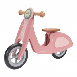 LD7003 Loopscooter roze