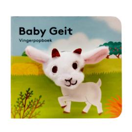 Baby geit (vingerpopboek)