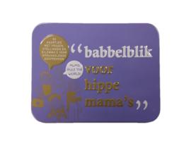 Babbelblik voor hippe mama's
