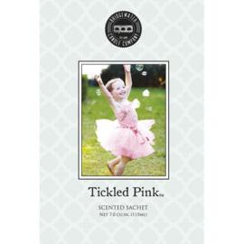 """Geurzak """"Tickled Pink"""""""