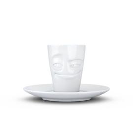 """Espresso mokje """"Ondeugend"""""""