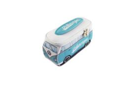 VW T1 Bus 3D universele tas - turquoise