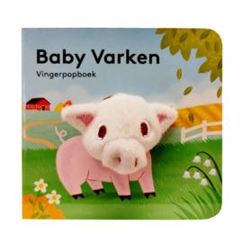 Baby varken (vingerpopboek)