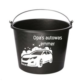 Opa's autowas emmer