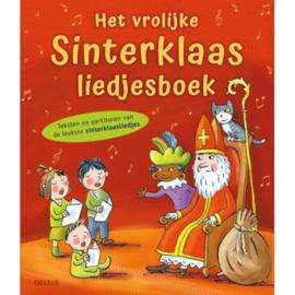 Het vrolijke Sinterklaas liedjesboek