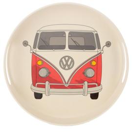 Volkswagen T1 Bus Dienblad rood