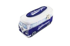 VW T1 Bus 3D universele tas - blauw