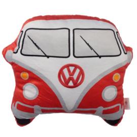 Volkswagen T1 Bus Sierkussen rood