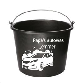 Papa's autowas emmer