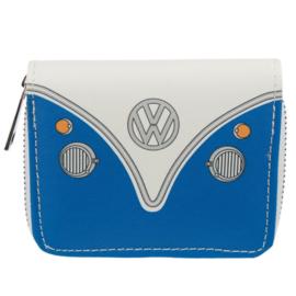 Volkswagen busje T1 Portemonnee blauw