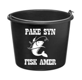 Pake syn fisk amer