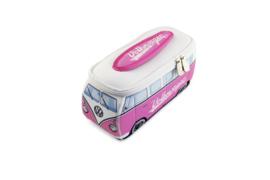 VW T1 Bus 3D universele tas- roze
