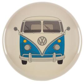 Volkswagen T1 Bus Dienblad blauw