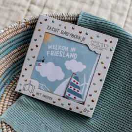 Zacht babyboekje Friesland