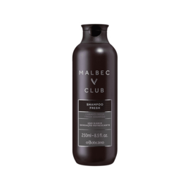 Malbec Club Shampoo Fresh, 250ml