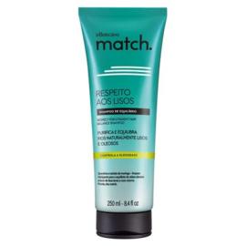 Match shampoo voor steil en vet haar, 250ml