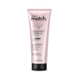 Match glanzend haar shampoo, 250ml