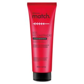 o Boticario, Match SOS Reconstructie Shampoo 250 ml