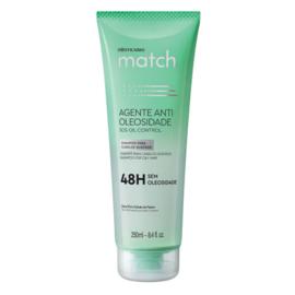 Match Shampoo voor vet haar 250ml