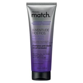 Match shampoo voor natuurlijk grijs haar, 250ml