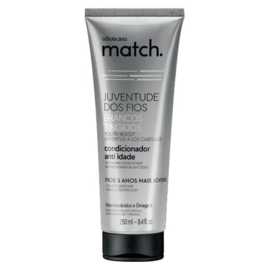 Match conditioner voor grijs geverfd haar, 250ml