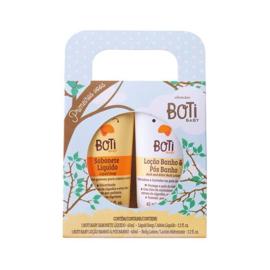Boti Baby Bad kit (bodylotion + zeep voor huid en haar)
