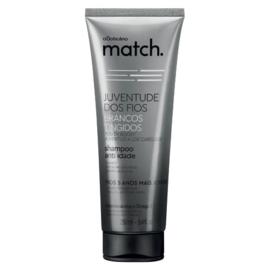 Match Shampoo voor grijs geverfd haar, 250ml