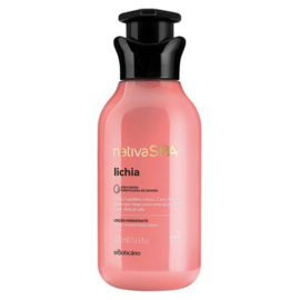 Nativa SPA Hydraterende Body Lotion Lychee 400ml