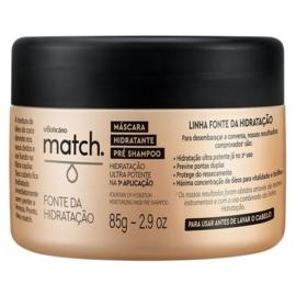 Match bron van hydratatie haarmasker, 85g