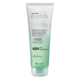 Match anti residue shampoo voor vet haar 250ml