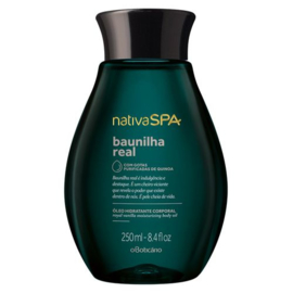 Nativa SPA Baunilha Real hydraterende olie 250ml