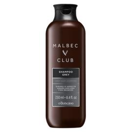 Malbec Club Shampoo Grey 250ml