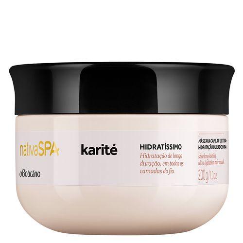 Nativa SPA Haarmasker Karité